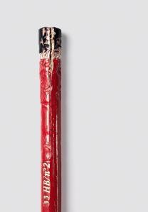 matita masticata